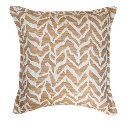Burke Decorative Throw Pillow Color: Yam