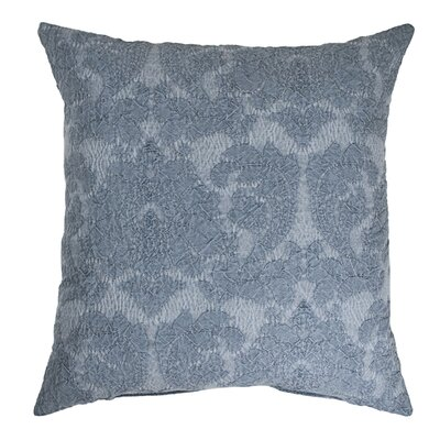 Dierdre Decorative Throw Pillow Color: Denim