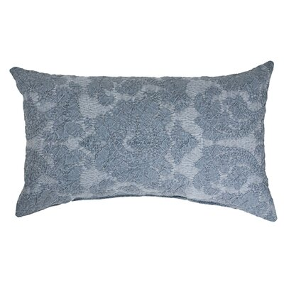 Dierdre Decorative Boudoir Pillow Color: Denim