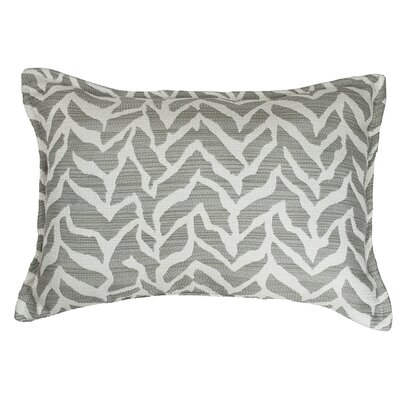 Burke Decorative Boudoir  Pillow Color: Gray