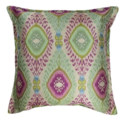 Dharti Decorative Throw Pillow Color: Festival