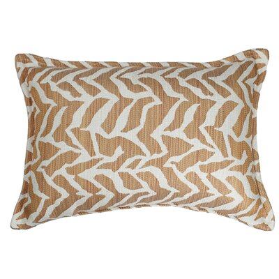 Burke Decorative Boudoir  Pillow Color: Yam