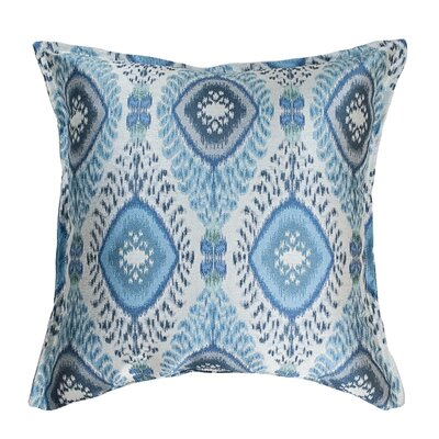 Dharti Decorative Throw Pillow Color: Pool