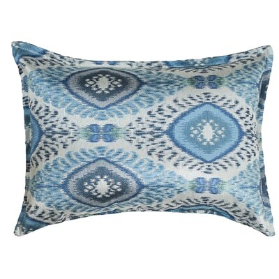 Dharti Decorative Boudoir Pillow Color: Pool
