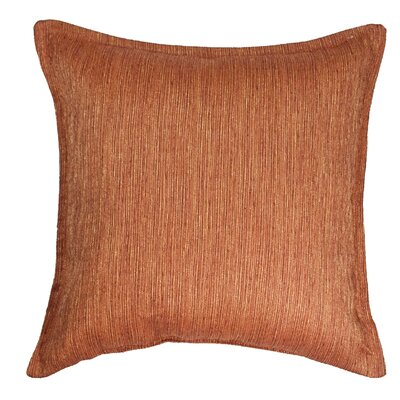 Lingo Decorative Throw Pillow Color: Crimsical