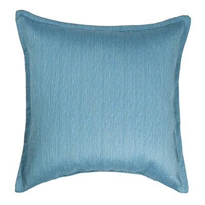 Lingo Decorative Throw Pillow Color: Aquarius