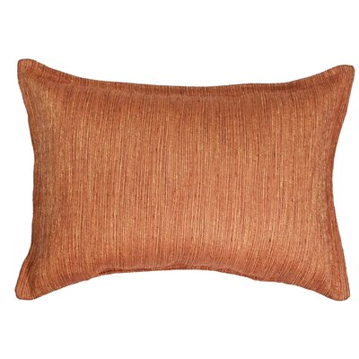 Lingo Decorative Boudoir Pillow Color: Crimsical