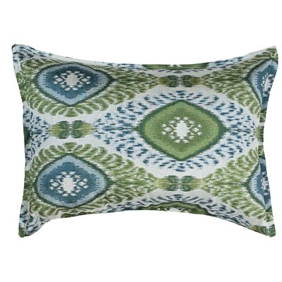 Dharti Decorative Boudoir Pillow Color: Emerald