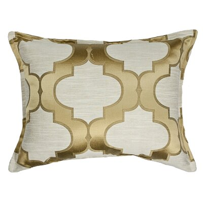 Hutton Decorative Boudoir Pillow Color: Sunglow