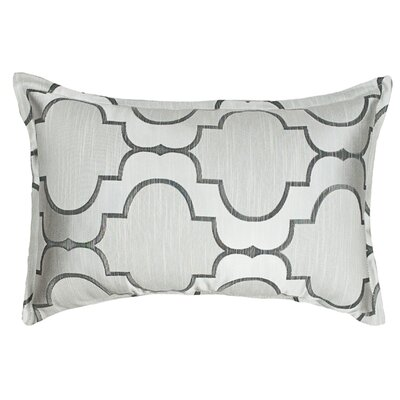 Hutton Decorative Boudoir Pillow Color: Linen