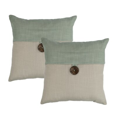Oasis Decorative Throw Pillow