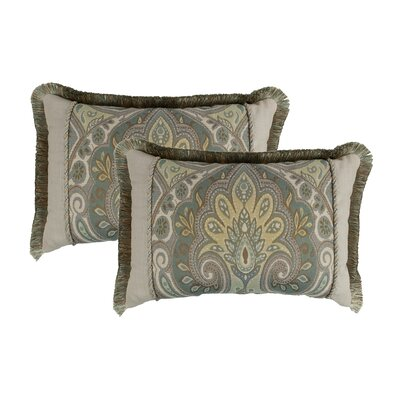 Oasis Decorative Boudoir Pillow