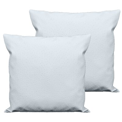 Ostrich Outdoor Throw Pillow Color: Dark Ivory