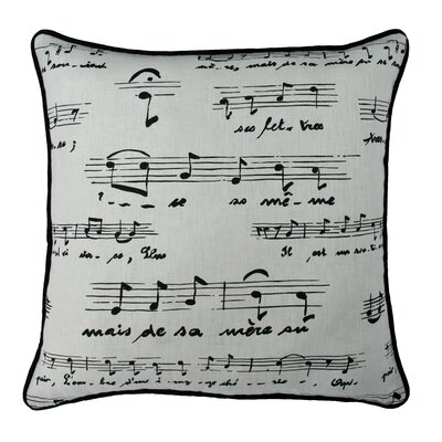 Symphony Decorative Linen Throw Pillow