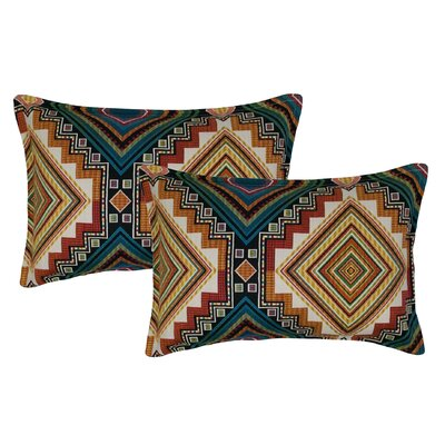 Aliso Creek Boudoir Pillow Color: Emerald