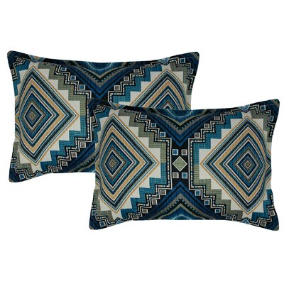 Aliso Creek Boudoir Pillow Color: Topaz