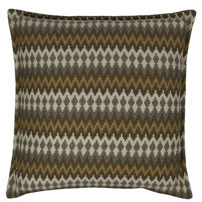 Springlake Throw Pillow Color: Taupe