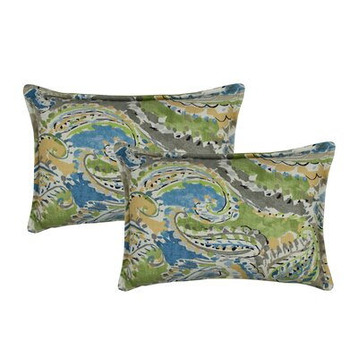 Navio Decorative Outdoor Boudoir Pillow