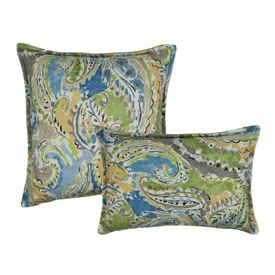Navio 2 Piece Combo Decorative Outdoor Pillow Set
