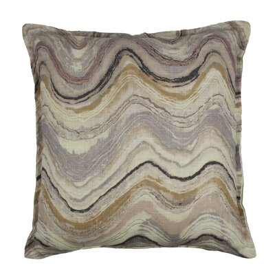 Ipanema Waves Decorative Outdoor Throw Pillow