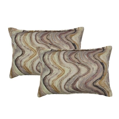 Ipanema Waves Decorative Outdoor Boudoir Pillow