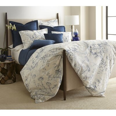 Pagoda 100% Cotton 3 Piece Comforter Set Size: Queen