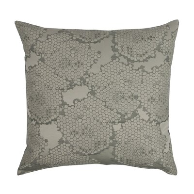 Decorative Throw Pillow Color: Gray