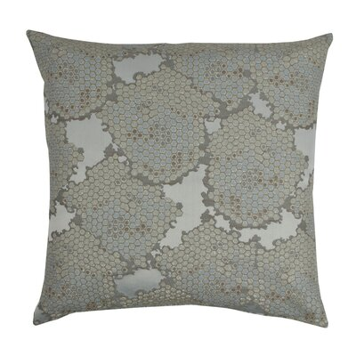 Decorative Throw Pillow Color: Spa