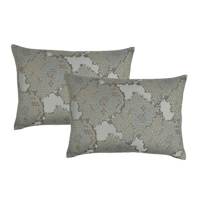 Decorative Lumbar Pillow Color: Spa