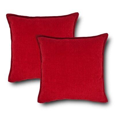 Chenille Throw Pillow