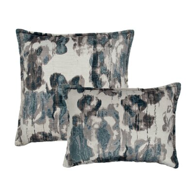 Argasio 2 Piece Velvet Pillow Set