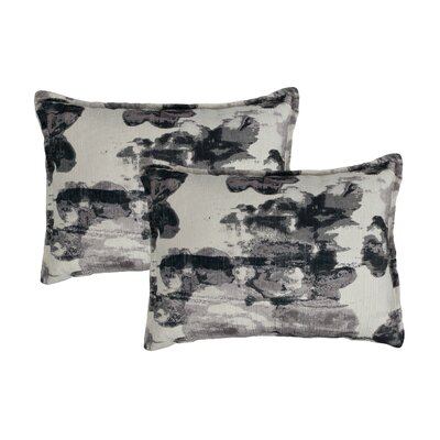 Argasio Velvet Lumbar Pillow