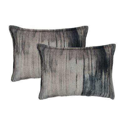 Ambiance Velvet Lumbar Pillow