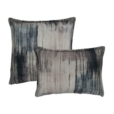 Ambiance 2 Piece Velvet Pillow Set