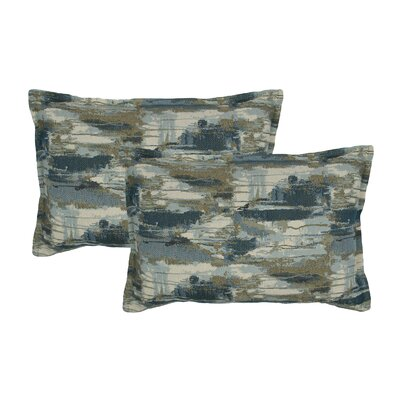 Abstract Lumbar Pillow