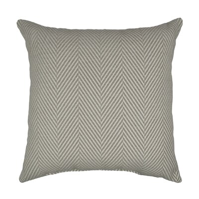 Chevron Chenille Decorative Throw Pillow