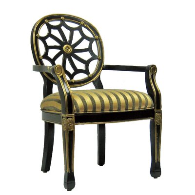 Amazing Chair Black And Gold Pinterest