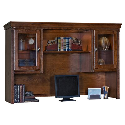 Reynoldsville 43 H x 69.25 W Desk Hutch Finish: Burnish