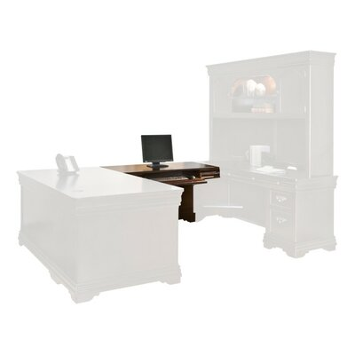 Lou 30 H x 48 W Desk Bridge