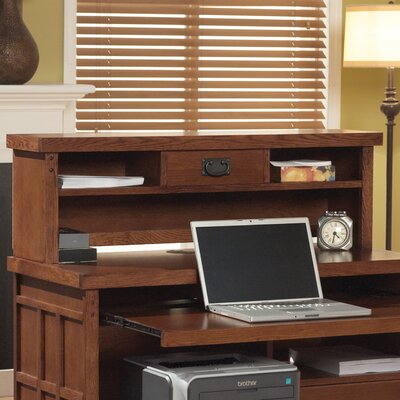 Mission Pasadena 13.25 H x 42 W Desk Hutch