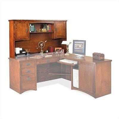 Mission Pasadena 36 H x 64 W Desk Hutch