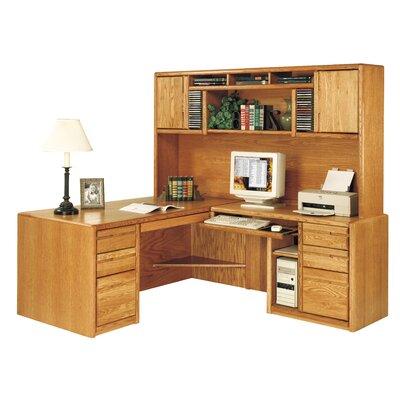 42.75 H x 78.5 W Desk Hutch