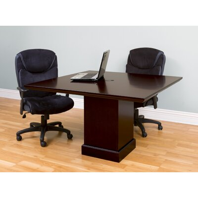 Amersham 3.94 Square Conference Table