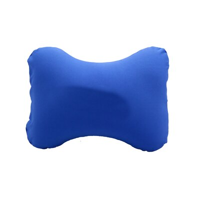 Scituate Lumbar Pillow Color: Blue