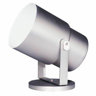 Spot Pod 1-Light Wall Spotlight Finish: Satin Chrome