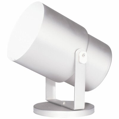 Spot Pod 1-Light Wall Spotlight Finish: White