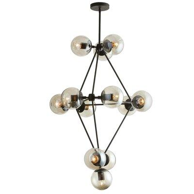 Lyle 12-Light Sputnik Chandelier