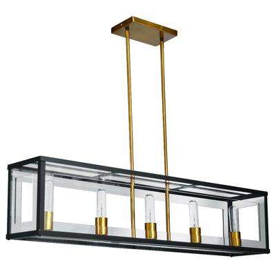 Arnone 5-Light LED Kitchen Island Pendant