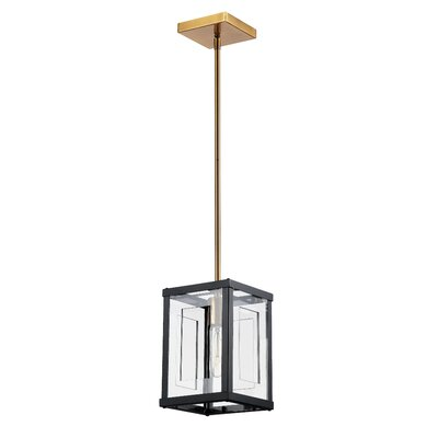 Arnone 1-Light LED Lantern Pendant