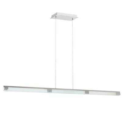 Wollaston 3-Light LED Kitchen Island Pendant